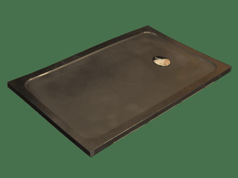 Plato de Ducha modelo URANO en pizarra negra